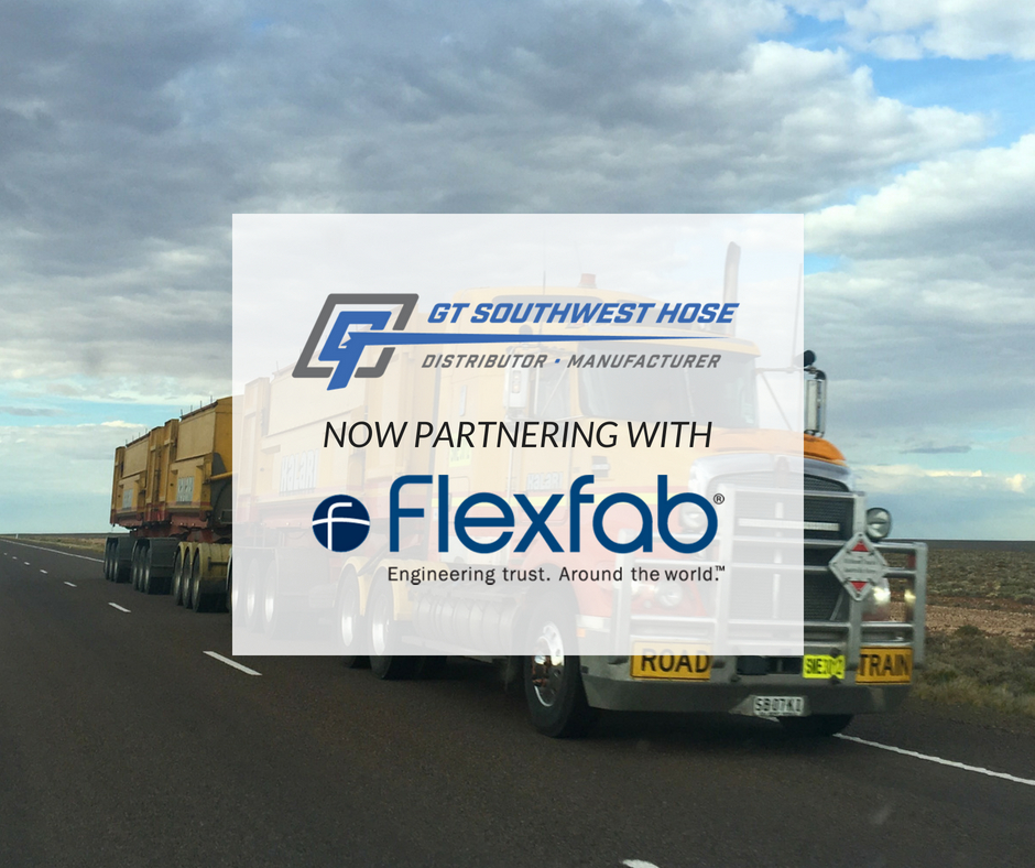 GT Southwest Hose Partners with FlexFab