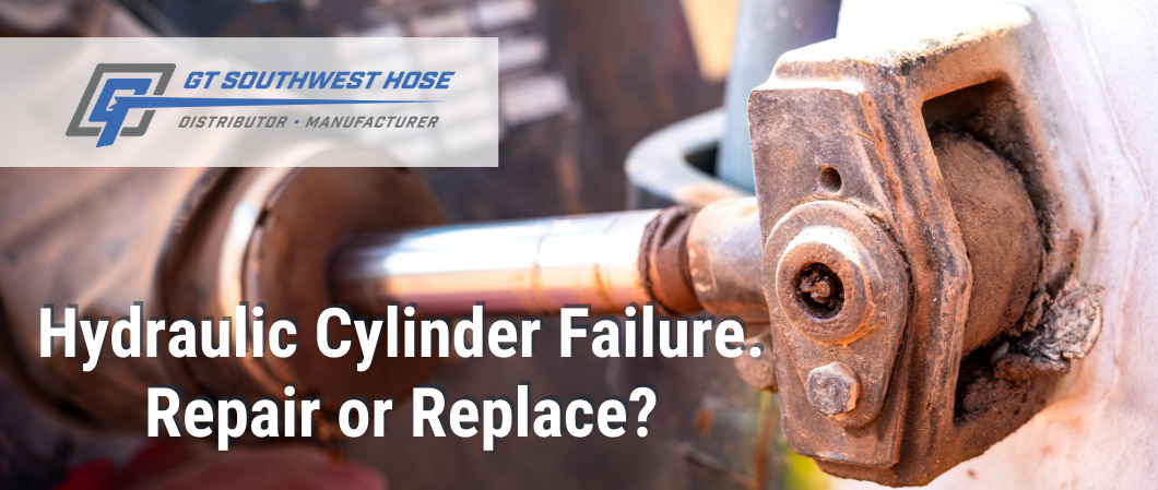 hydraulic cyldinder repair and replacement dallas and mckinney texas
