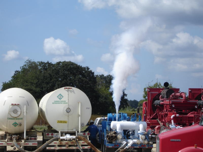GT Southwest has the products you need for liquid CO2 pumping through piping and equipment during cool-down.